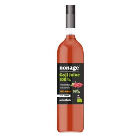 Nonage Goji Juice BIO PREMIUM 500ml